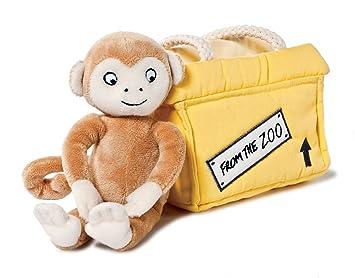 Dear Zoo - Mono de peluche en bolso (20,3 cm)