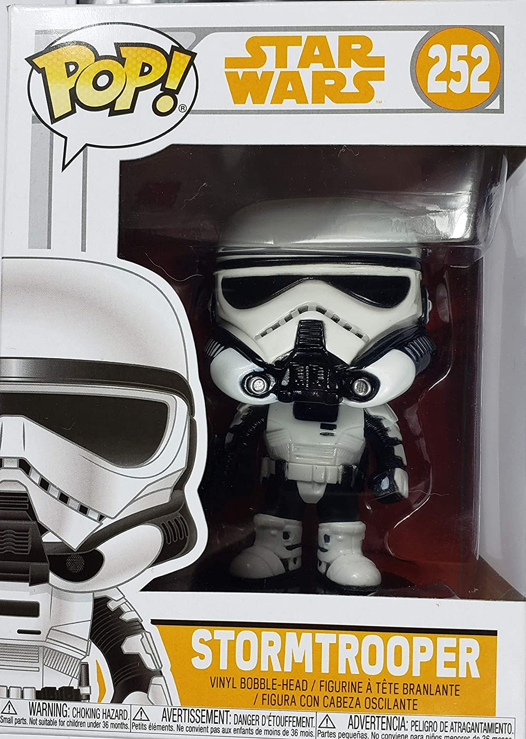 Vinyl New in Mint Box Star Wars Imperial Patrol Trooper SDCC Funko Pop P//P
