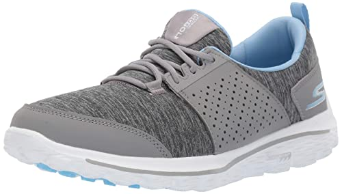 skechers go walk gray