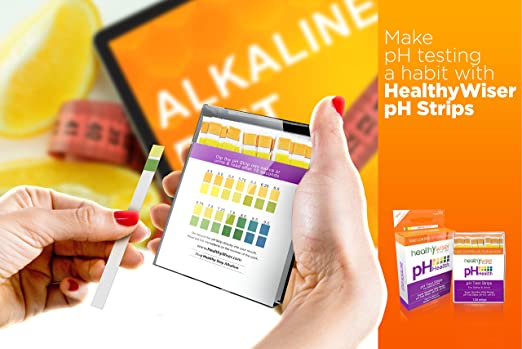 Buy ph test strips 120ct bonus alkaline food chart pdf 21 buy ph test strips 120ct bonus alkaline food chart pdf 21 alkaline diet recipes ebook for ph balance quick and accurate results in 15 seconds forumfinder Gallery