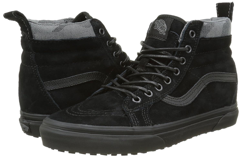 Amazon.com   Vans V00XH4JUB Sk8-Hi MTE Unisex Skate Shoes, Black/Black/Camo,  Size: 5.5 Men US / 7 Women US   Fashion Sneakers