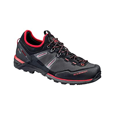ca6e585c04a Mammut Men's Alnasca Knit Low Rise Hiking Boots