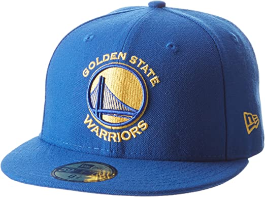 A NEW ERA NBA Team Classic Golwar OTC Gorra Línea Golden State ...