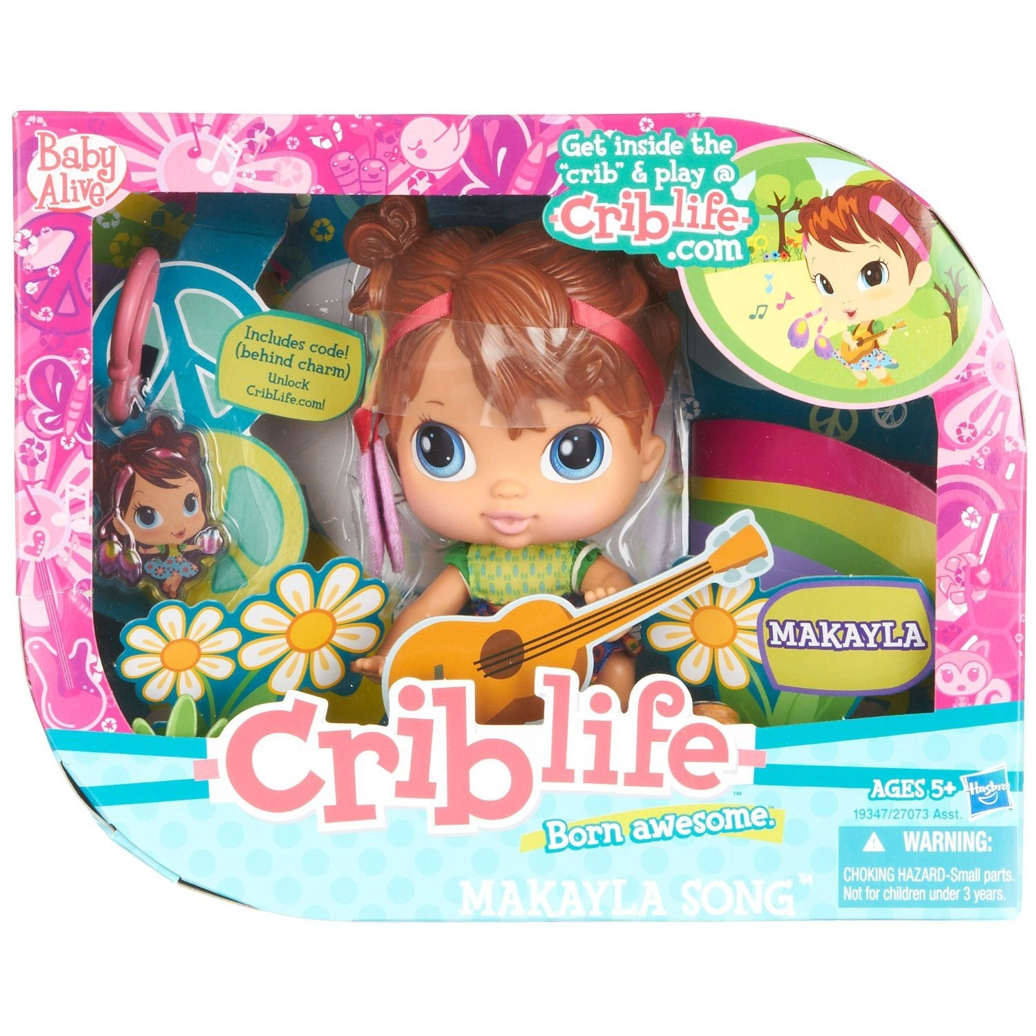 Uncategorized Criblife amazon com baby alive crib life fashion play doll makayla song toys games