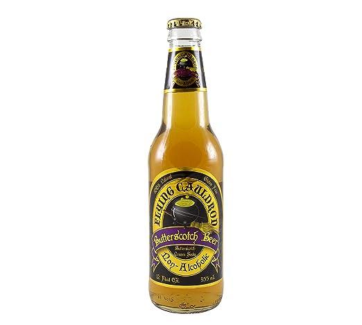 Vaso de cerveza de mariposa volador Cauldron, 12 onzas (12 ...
