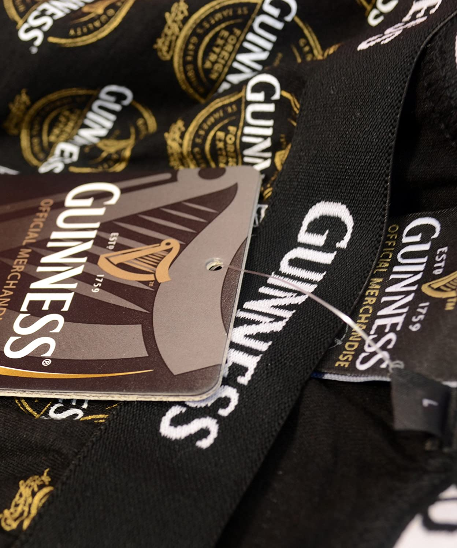 Cerniera Boxer Guinness Official Merchandise Uomo