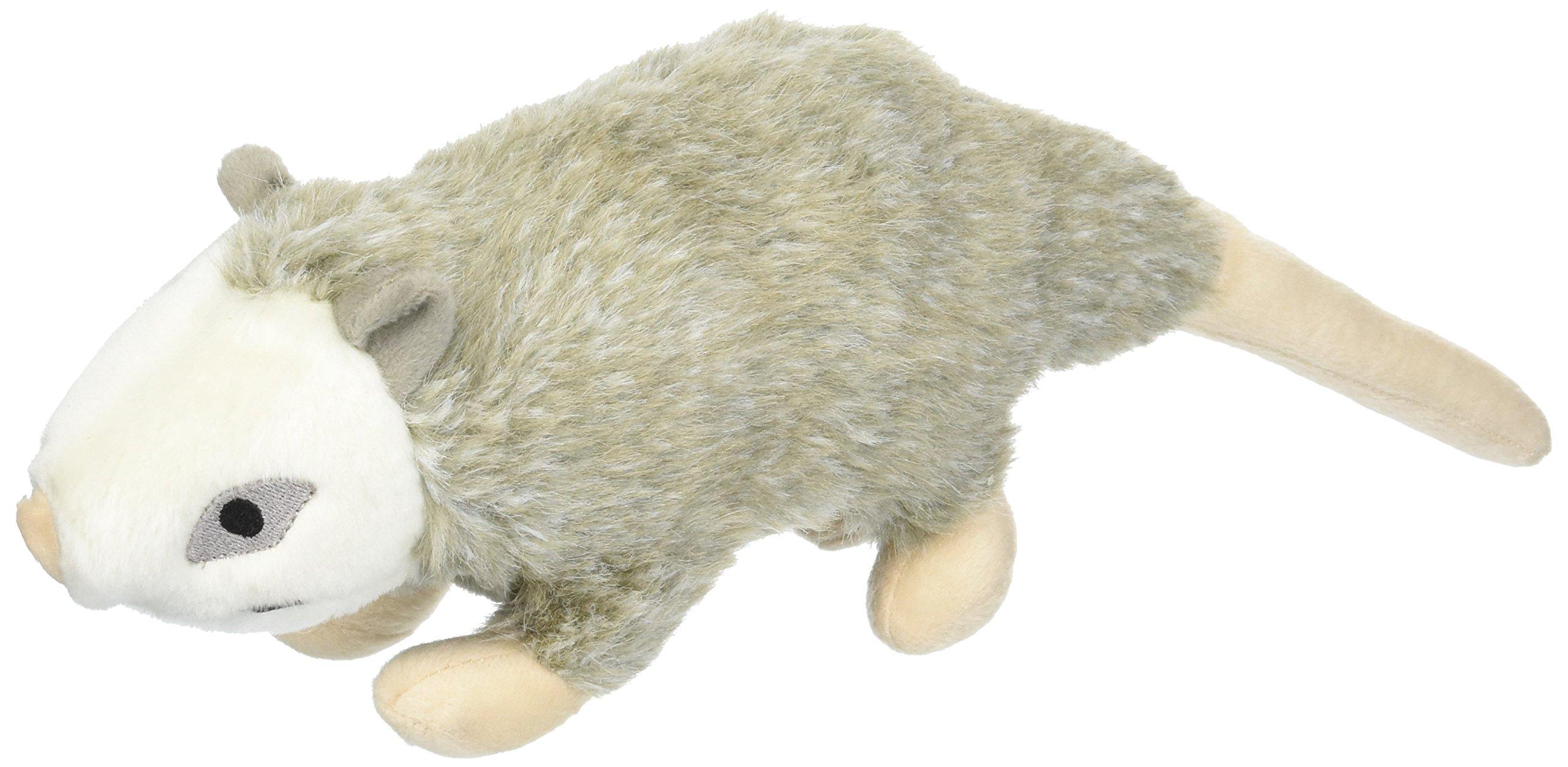 Ethical Pet Woodland Series 15-Inch Possum Plush Dog Toy, Large