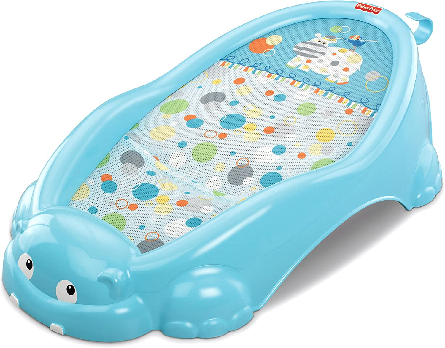 Fisher-Price Babyliege Badespa/ß Hippo