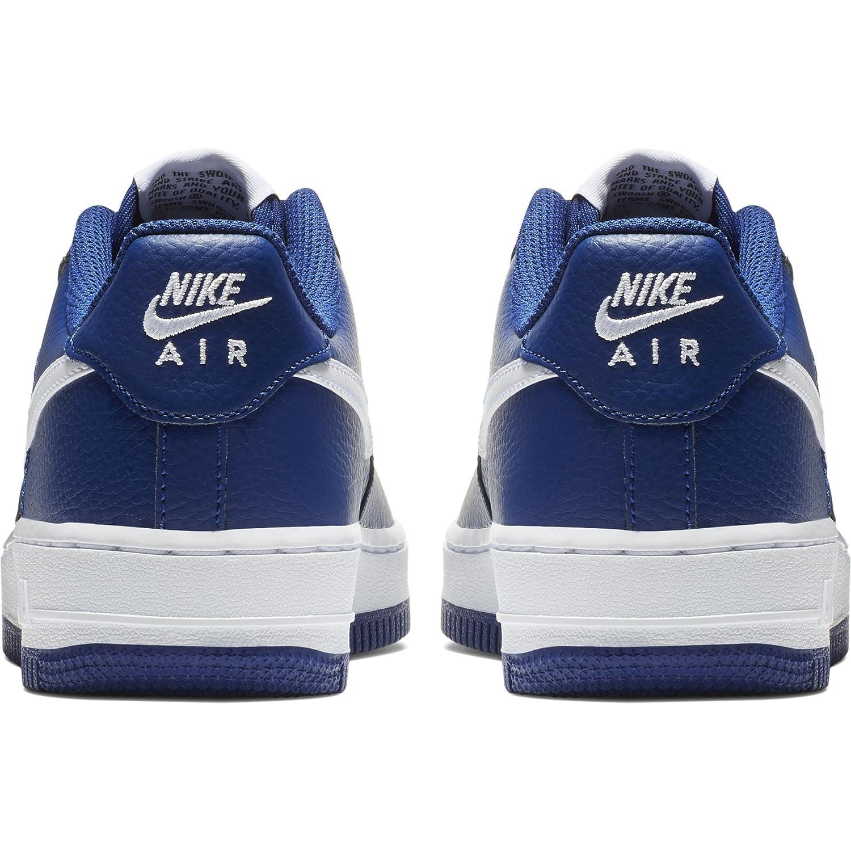 Kids Nike Air Force 1 LV8 Kids/' Nike Air Force 1 LV8 Basketball Shoes Basketball Shoes 6.5 Big Kid M, Anthracite//Anthracite-Stealth 6.5 Big Kid M AFN-NIKE-314196 GS GS