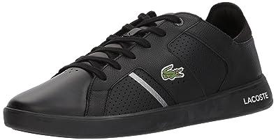 b60859f80 Lacoste Novas Ct 118 2 Sneaker Black SLV 11 D(M) US  Buy Online ...
