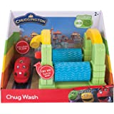 Chuggington Chug Wash Train Set