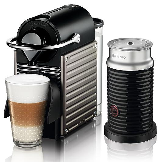 Nespresso Pixie Krups XT301T - Máquina de café, apagado ...