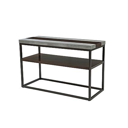 Artum Hill TA1 359 Rockwell Sofa Table, Merlot