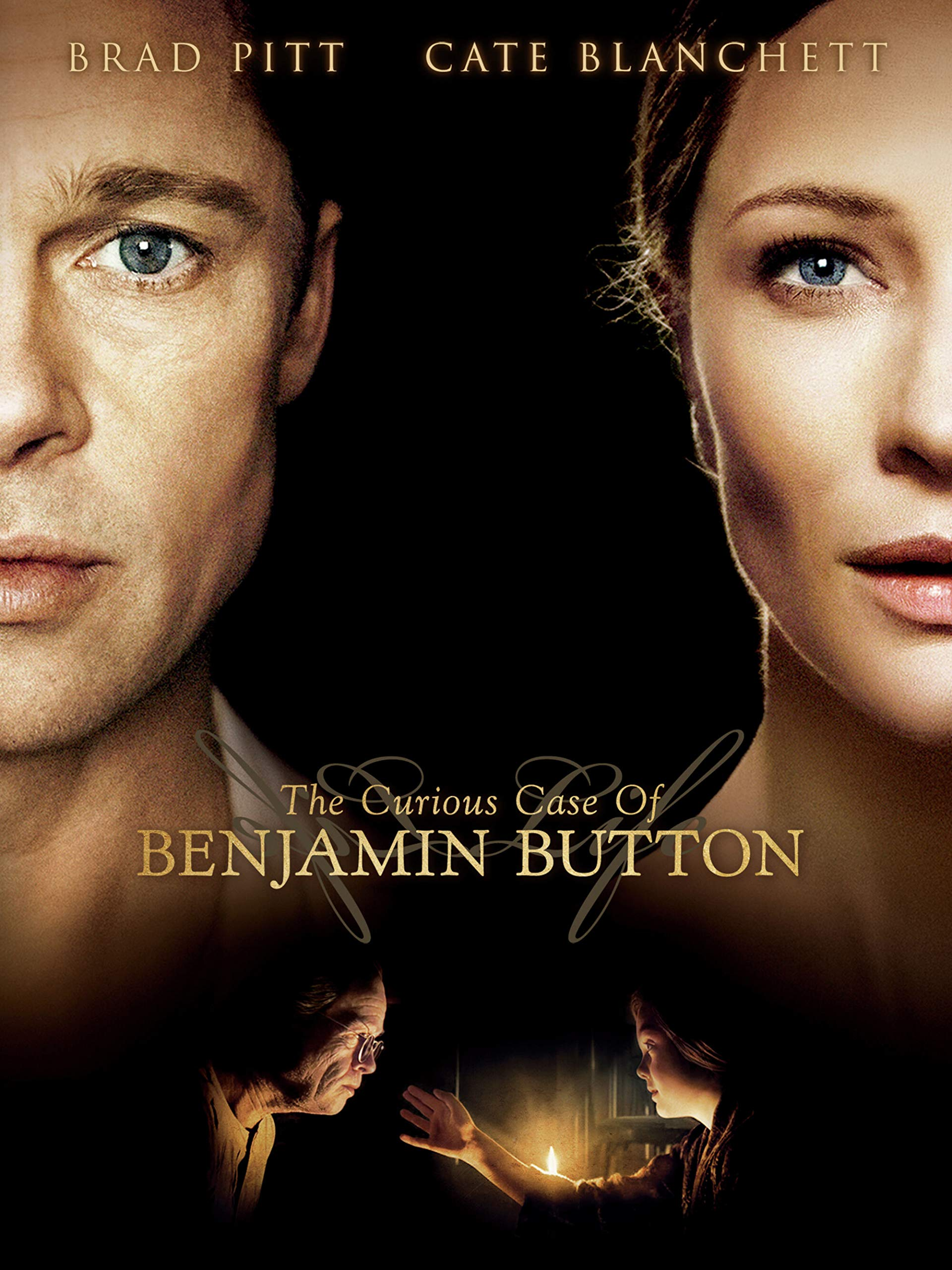 The Curious Case of Benjamin Button on Amazon Prime Video UK