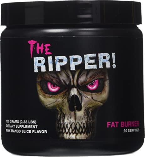 Cobra Labs The Ripper Weight Loss Supplement, Pink Mango Slice, 30 Servings, 0.33 Pound