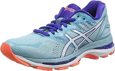 Asics Gel-Nimbus 20, Zapatillas de Running para Mujer ...