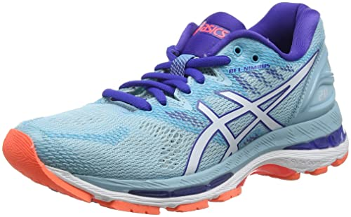 ASICS Damen Gel-Nimbus 20 Laufschuhe, Orange