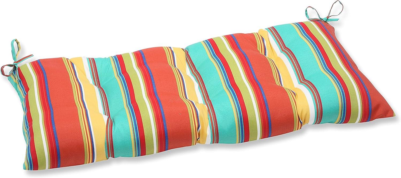 Pillow Perfect Indoor/Outdoor Westport Spring Swing/Bench Cushion