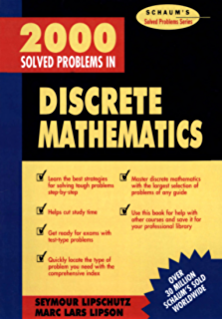 Discrete mathematics 1 gary chartrand ping zhang amazon 2000 solved problems in discrete mathematics schaums solved problems series fandeluxe Images