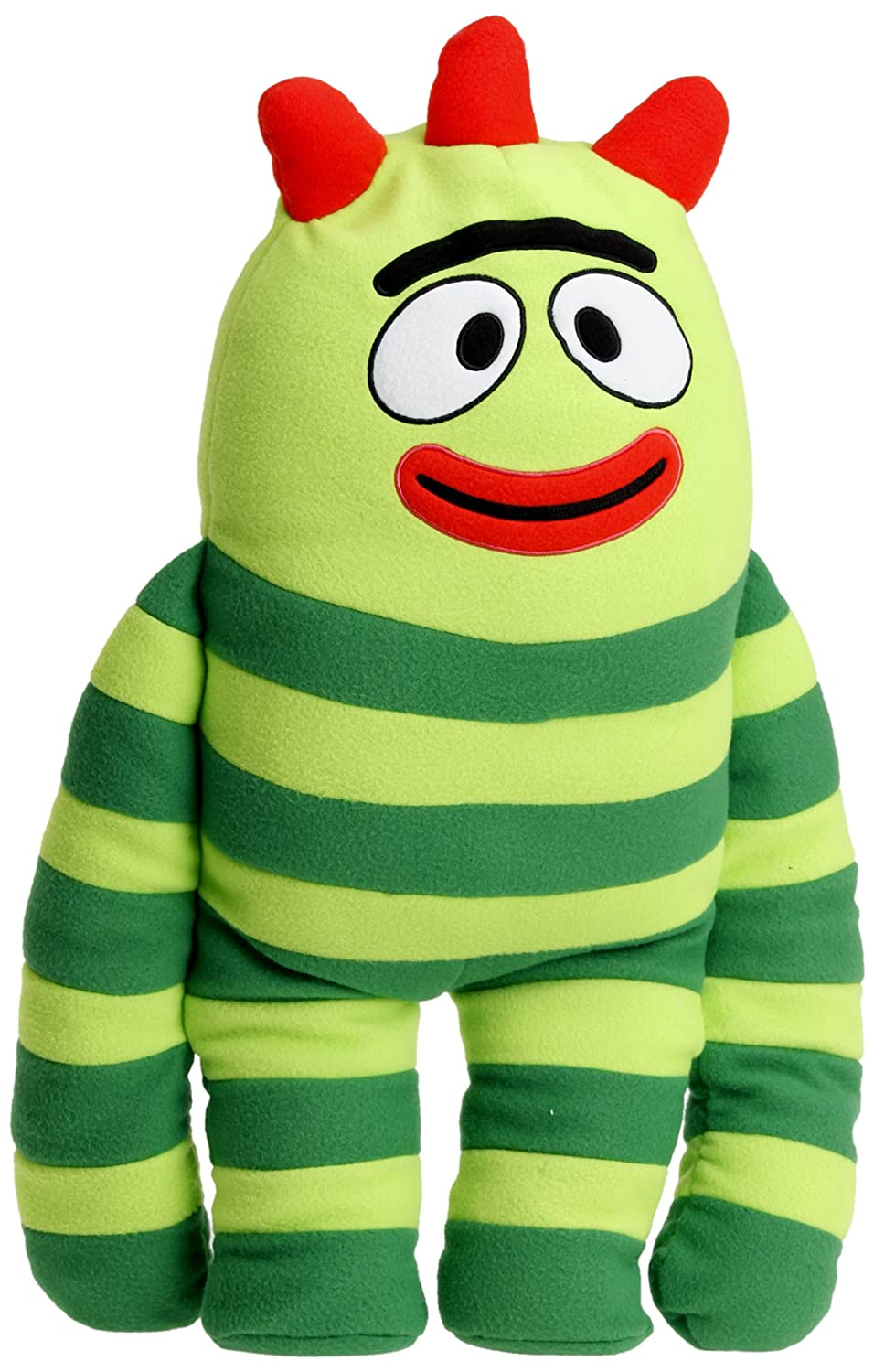 Amazoncom Yo Gabba Gabba Brobee Pillow Discontinued by