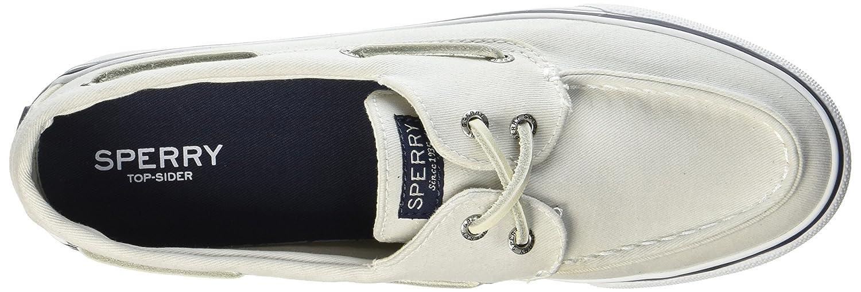 Sperry Top-Sider Women's Bahama Core Fashion Sneaker B0046QP7RK 6 B(M) US|White