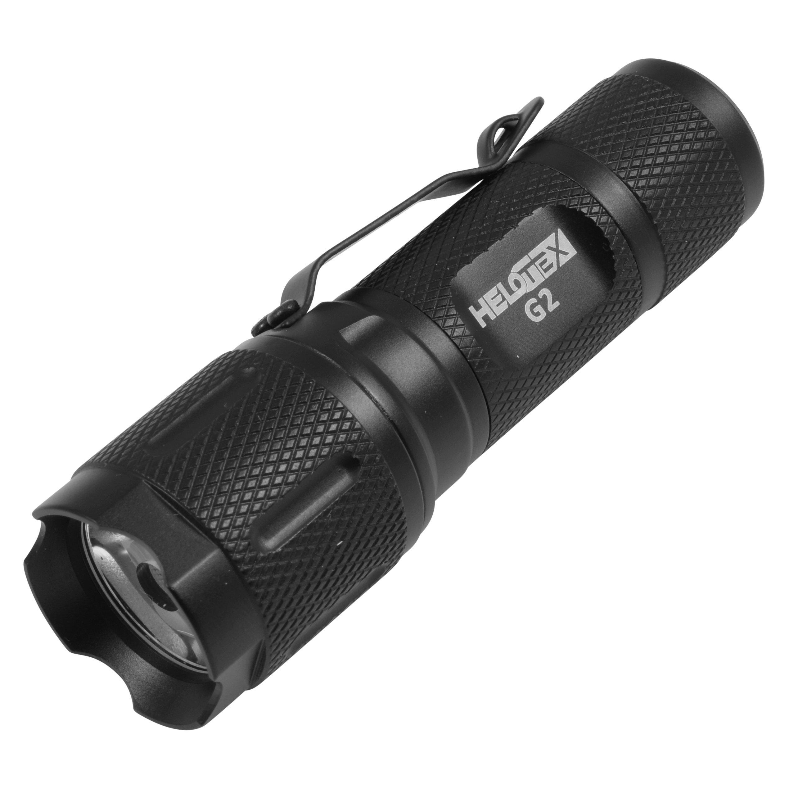 Helotex G2 CREE LED Tactical EDC Flashlight by Helotex