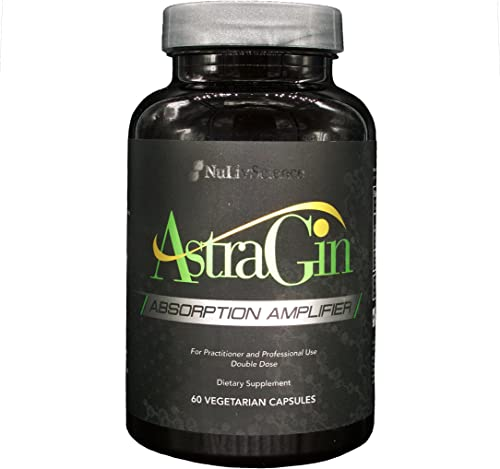AstraGin Maximum bioavailability Enhancer for pre-Workout Supplements, BCAA and Protein Powder