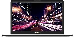 "ASUS VivoBook Pro 17 Thin and Portable Laptop, 17.3"" FHD, Intel Core i7-8565U, GeForce GTX 1050, 16GB DDR4, 256GB SSD+1TB, Wi-Fi 5, Backlit KB, FP Reader, Windows 10 - N705FD-ES76, Gaming Capable"