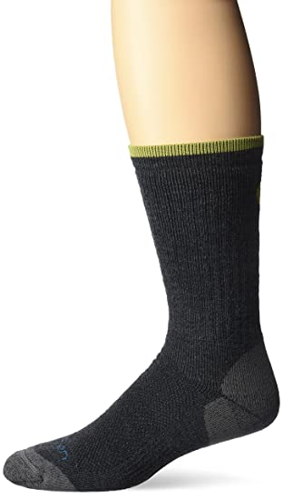 Lorpen T2 de hombres calcetines de excursionista, hombre, color gris oscuro, tamaño large