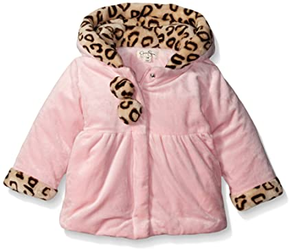 Jessica Simpson Baby Clothes Adorable Amazon Jessica Simpson Baby Girls' Hi Loft Fleece Jacket Clothing