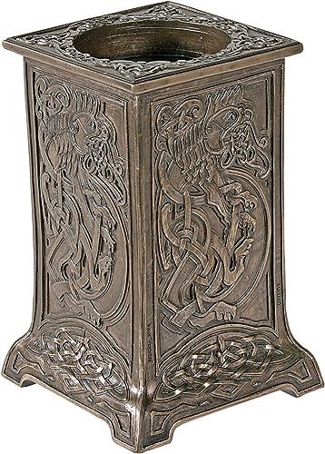 Votive/Candle Holder Large Celtic Lion Collectible