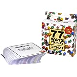77 Ways to Play TENZI - The Add-on Card Set for The TENZI Dice Party Game - Ages 7 to 97