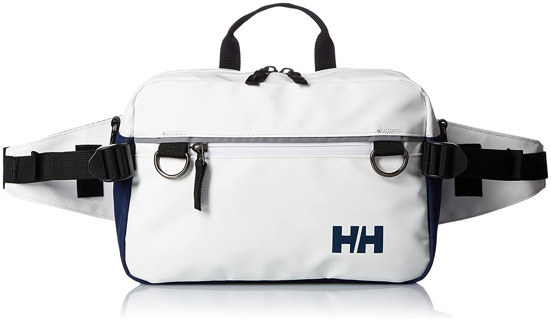 [ヘリーハンセン] ウエストバッグ アーケル ヒップバッグ HY91723 B01MUHZF3F ホワイト ホワイト