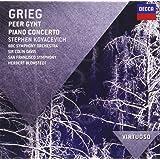 Grieg: Piano Concerto; Peer Gynt