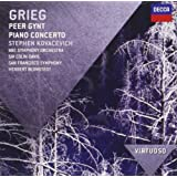 Grieg: Piano Concerto; Peer Gynt (Virtuoso series)