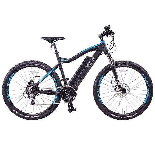 Amazon.com: NCM Moscow Plus - Bicicleta de montaña eléctrica ...