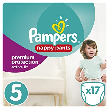 Pampers Active Fit Pants Couches Culottes Taille 5 12 17 Kg