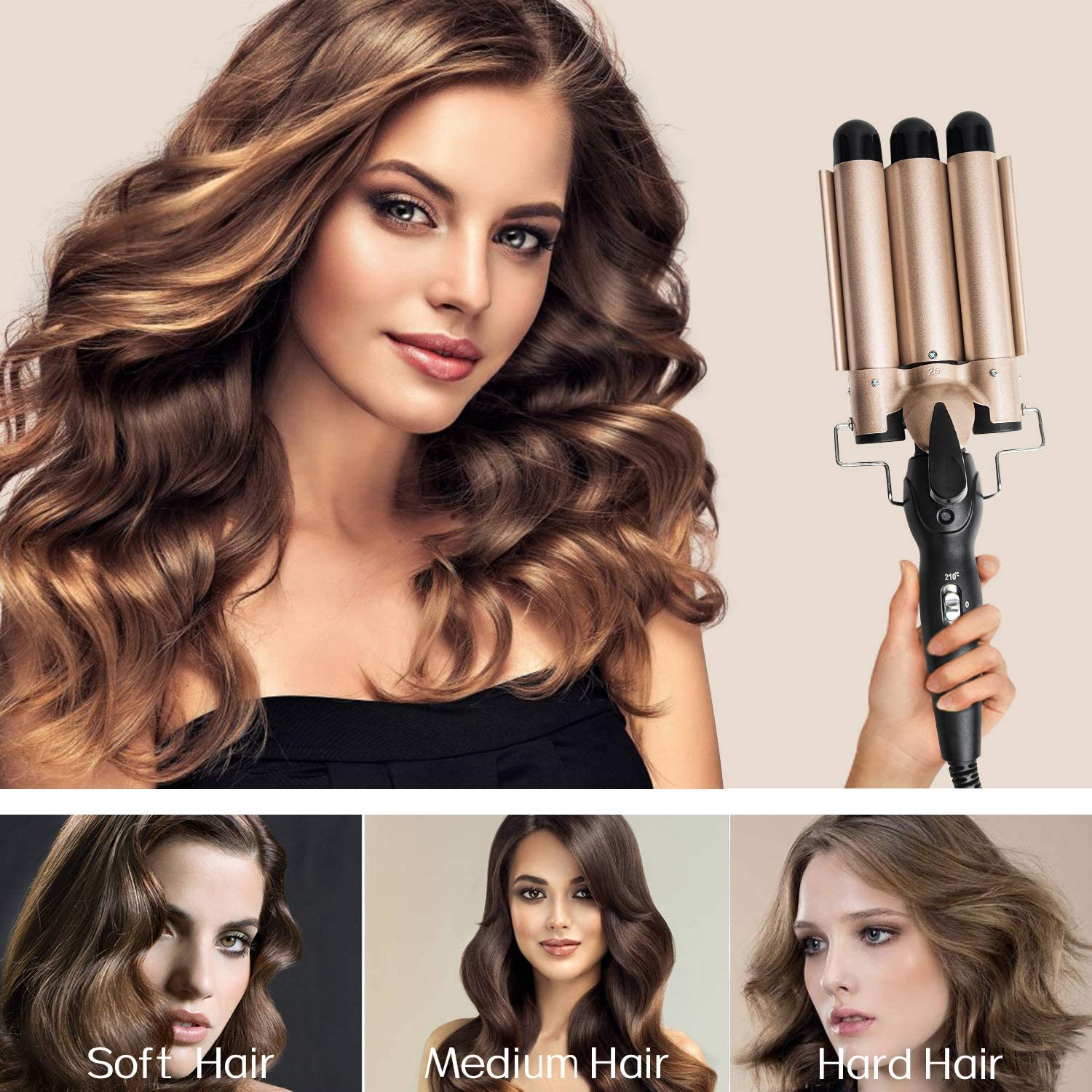 65% Off Coupon – Curling Iron