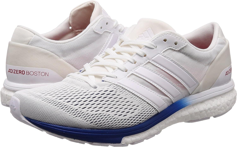 Adidas Adizero Boston 6 Aktiv, Zapatillas de Deporte Unisex niño, Azul (Maruni/Ftwbla/Roalre 000), 36 EU: Amazon.es: Zapatos y complementos