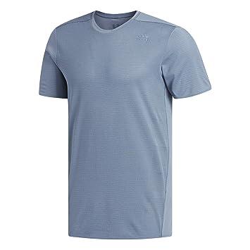 Adidas Sn SS tee M Camiseta de Manga Corta, Hombre: Amazon.es: Deportes y aire libre
