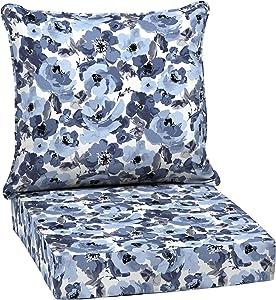 I_SL Garden Delight 46.5 x 24 in. Outdoor Deep Seat Cushion Set