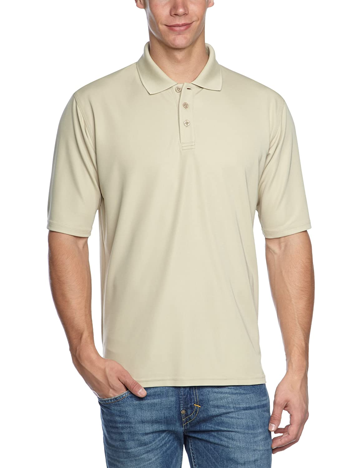 Under Armour - Polo, Color Beige, Talla M, UA1005492B: Amazon.es ...
