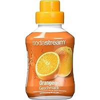 Sodastream Orange, 2er Pack (2 x 500ml Flasche)