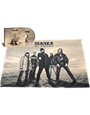 Marea - El Azogue (Cd Firmado + Bandera)