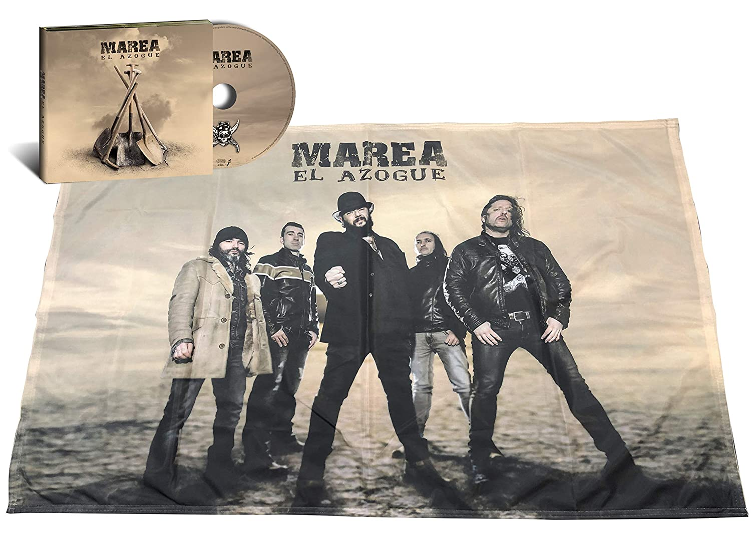Marea - El Azogue : Marea, Marea: Amazon.es: Música