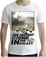 STAR WARS - Tshirt Falcon Graphic