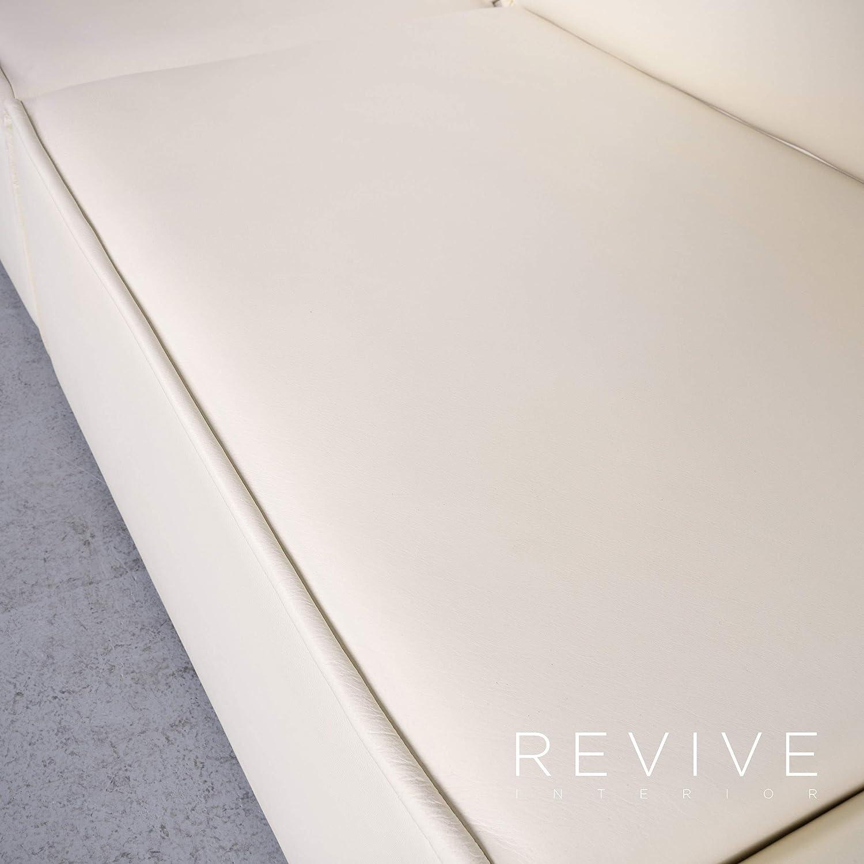 BoConcept Carmo Designer Leder Sofa Creme Echtleder ...