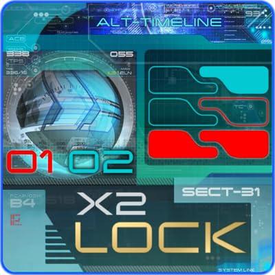 ✦ TREK ✦ Lock Screens 01 + 02