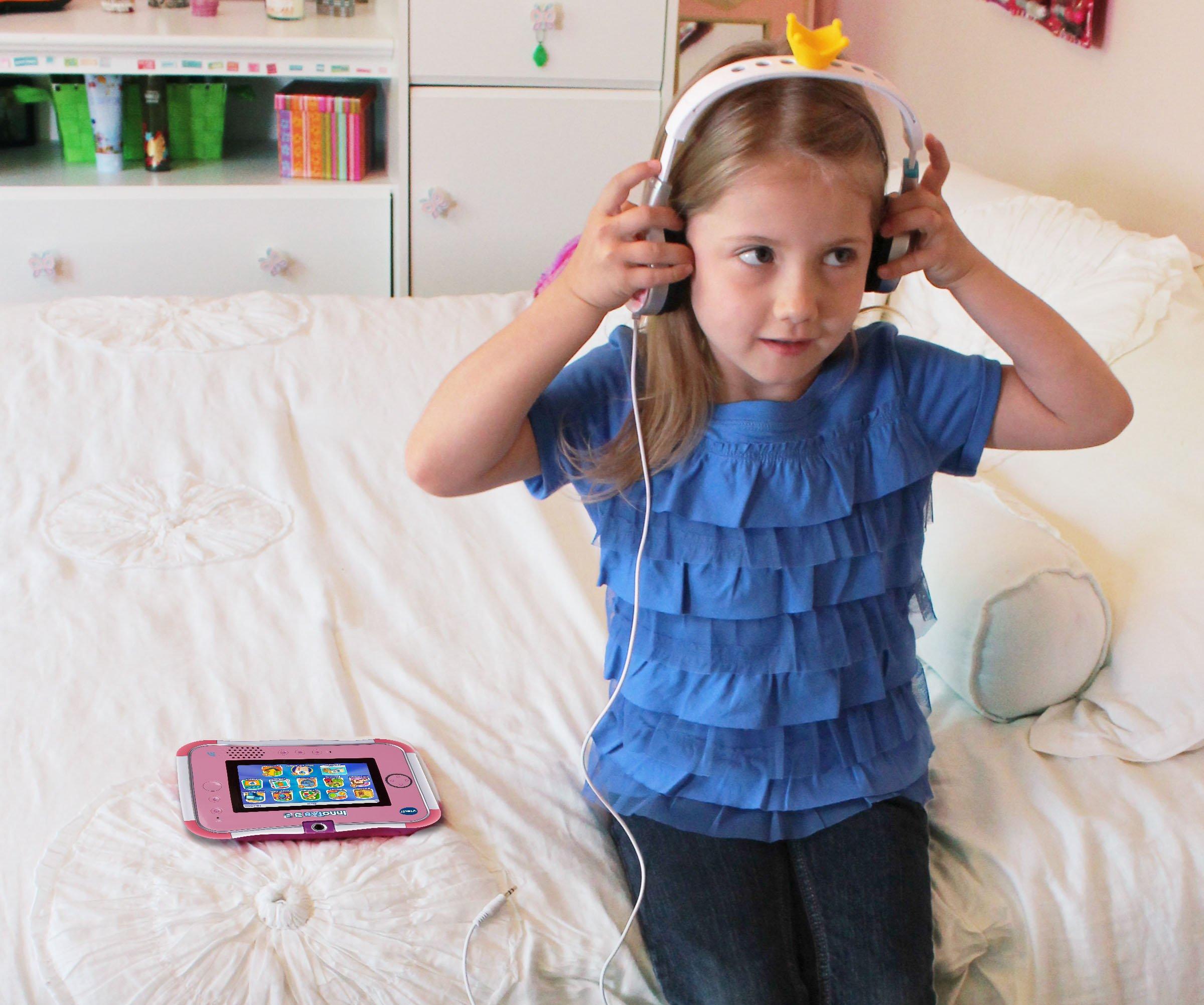 VTech InnoTab 3S Kids Tablet, Pink by VTech (Image #4)