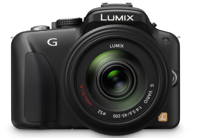 Panasonic Lumix DMC-G3KEG-K Systemkamera 3 Zoll: Amazon.de: Kamera